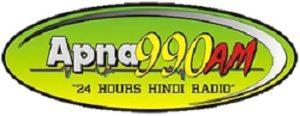 Apna 990 AM Listen Online