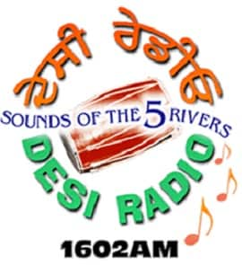Desi Radio UK Live Online