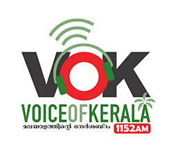 Voice of Kerala 1152 AM Live Online