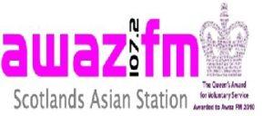 Radio Awaz FM Glasgow Live Online