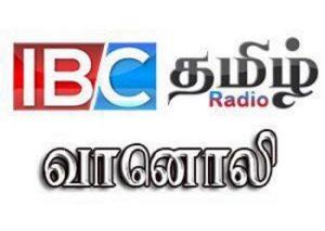IBC Tamil Radio Live Online