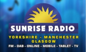 Sunrise Radio Bradford Live Online