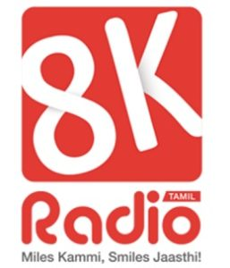 8k Radio Tamil Live Online