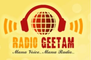 Radio Geetam Washington Live Online