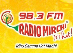 Radio Mirchi 98.3 Tamil Radio Live Online
