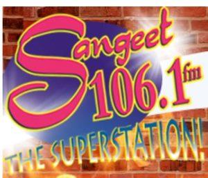 Sangeet 106 FM Radio Live Online